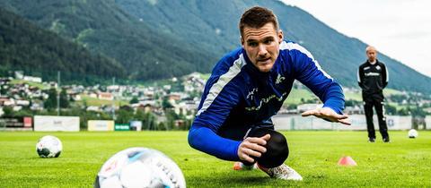 Marcel Schuhen vom SV Darmstadt 98