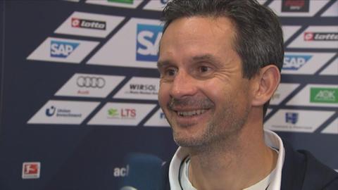 Dirk Schuster, Trainer SV Darmstadt 98.