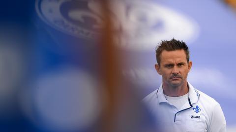 SV Darmstadt 98 trennt sich von Trainer Frings