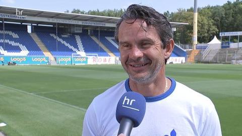 Dirk Schuster zum Spiel gegen Huddersfield Town