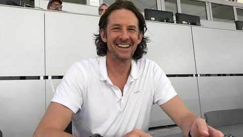 Der neue Lilien-Sportkoordinator Carsten Wehlmann