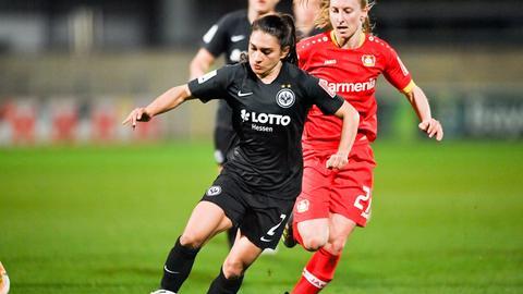 Eintracht-Fußballerinnen