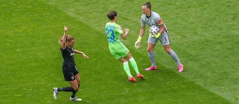 Laura Freigang von Eintracht Frankfurt
