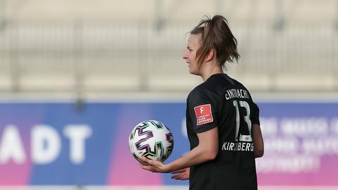 Virginia Kirchberger Eintracht Frankfurt