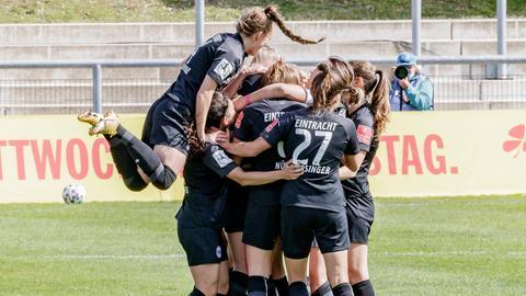 Eintracht Frankfurt Frauen Freiburg
