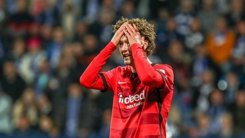 Eintracht-Niederlage in Bochum