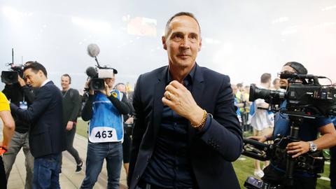 Adi Hütter wird offiziell neuer Trainer von Eintracht Frankfurt
