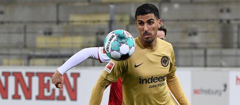 Aymen Barkok Eintracht Frankfurt SC Freiburg