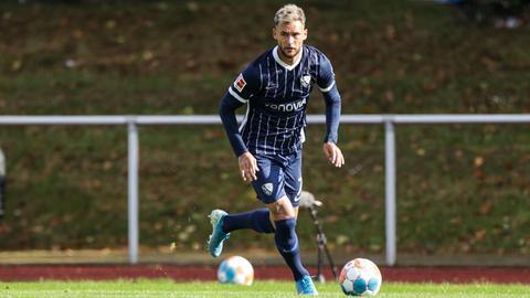 Danny Blum hat zwei Jahre für die Eintracht gespielt.