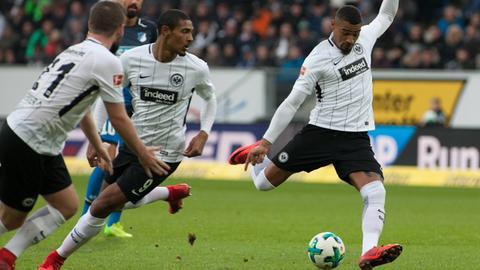 Boateng erzielte im Hinspiel das 1:0 gegen Hoffenheim.