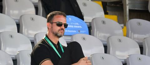Fredi Bobic von Eintracht Frankfurt