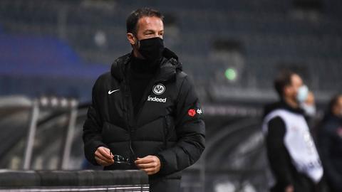 Fredi Bobic hat in Frankfurt einen Vertrag bis 2023.