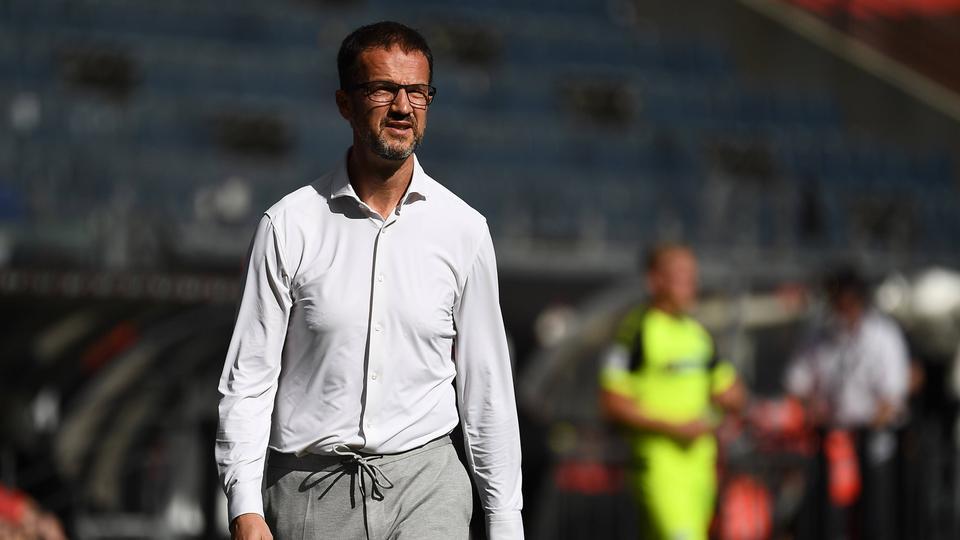 Bobic-Vorpreschen sorgt für Irritationen bei Eintracht Frankfurt - hessenschau.de