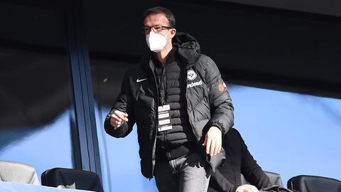 Eintracht Frankfurt Fredi Bobic