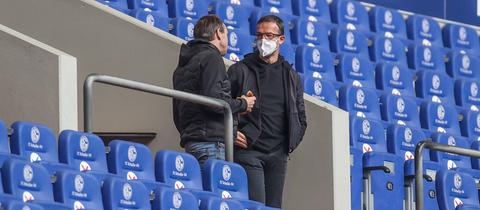 Fredi Bobic Eintracht Frankfurt Schalke