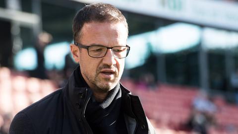Eintracht-Sportvorstand Fredi Bobic.