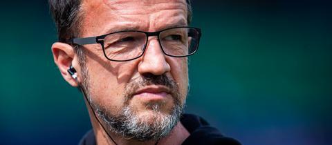 Fredi Bobic hat bei Hertha einige Probleme.