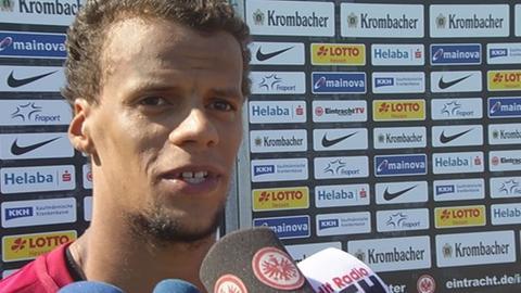 Eintracht-Verteidiger Timothy Chandler im Interview