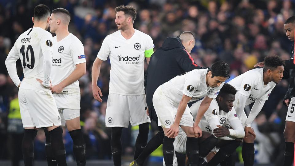 Eintracht Frankfurt scheitert nach Elfer-Drama an Chelsea
