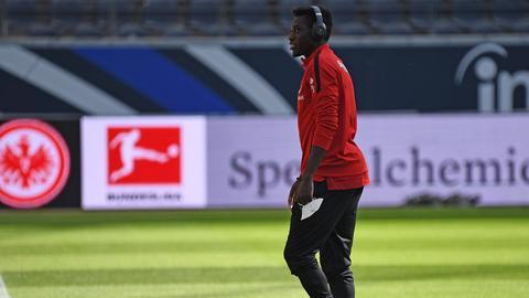 Danny da Costa Eintracht Frankfurt