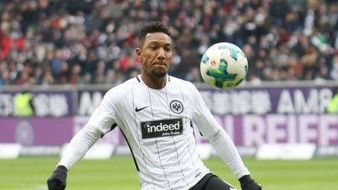Eintracht-Mittelfeldspieler Jonathan de Guzman