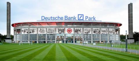 Eintracht Deutsche Bank Park
