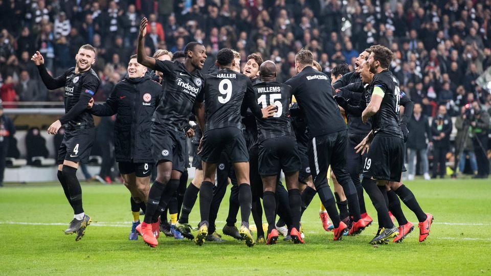 """Inter Vs Frankfurt: Ziel Baku: Die Eintracht Will Gegen Inter """"das Märchen"""