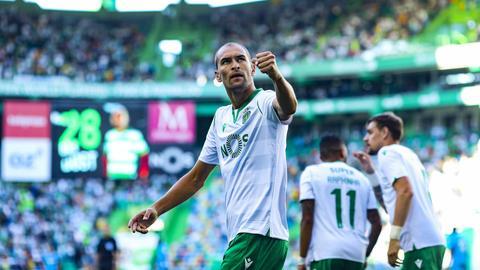 Bas Dost von Sporting Lissabon
