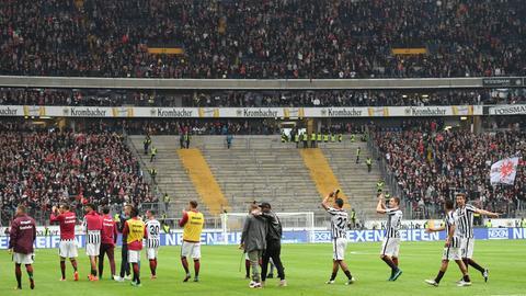 dpa Block Bayern Eintracht