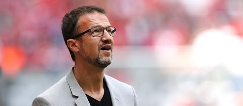 Eintracht-Sportvorstand Fredi Bobic