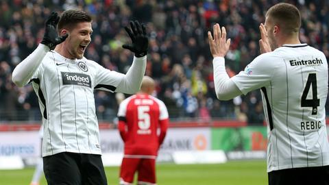 dpa Eintracht Mainz