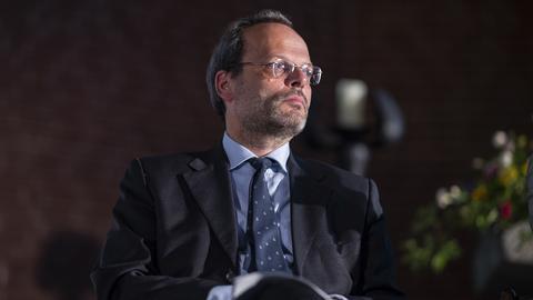 Der Antisemitismus-Beauftragte der Bunderegierung Felix Klein