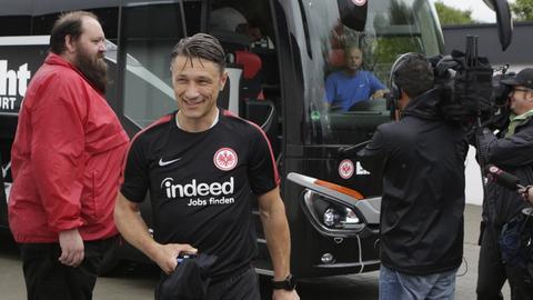 Niko Kovac von Eintracht Frankfurt