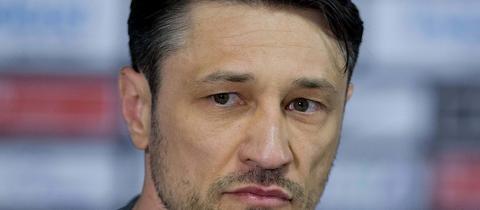 Eintracht-Trainer Niko Kovac