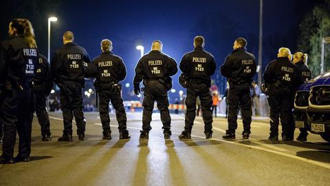 dpa Polizei