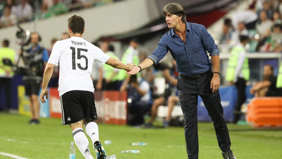 Jogi Löw hat Amin Younes von Eintracht Frankfurt auf dem Zettel - hessenschau.de