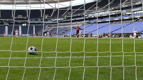 Eigentor Union Berlin Andrich Eintracht Frankfurt