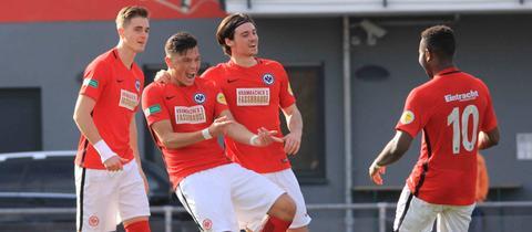 Eintracht-Talent Renat Dadashov