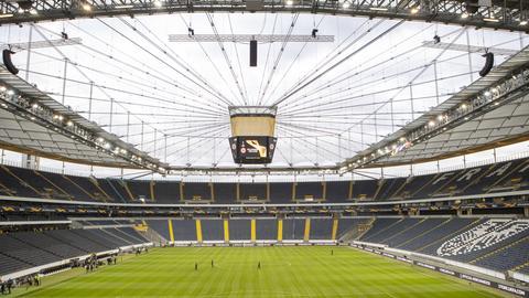 Arena im Frankfurter Stadtwald