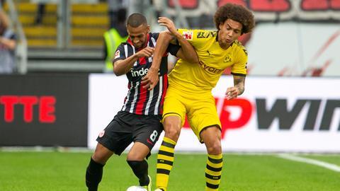 Eintracht Frankfurt Borussia Dortmund Sow Witsel