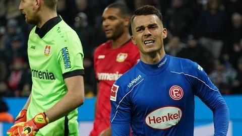 Erik Thommy von Fortuna Düsseldorf