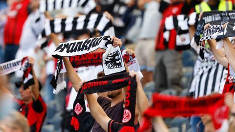 Eintracht Fans
