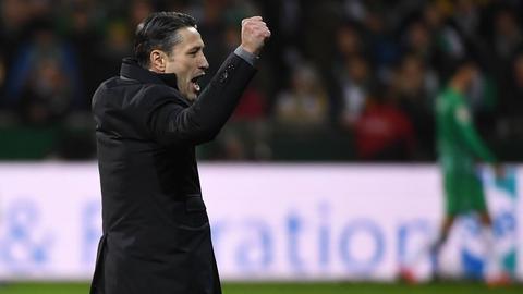 Darf Niko Kovac auch gegen Borussia Dortmund wieder über Joker-Tore jubeln?