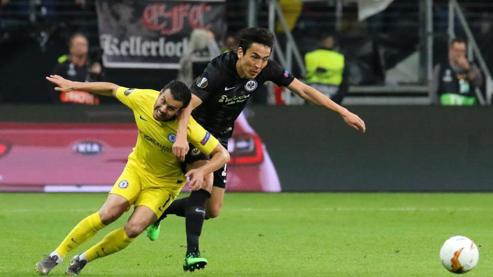 Europa League: Eintracht erkämpft sich Remis gegen Chelsea