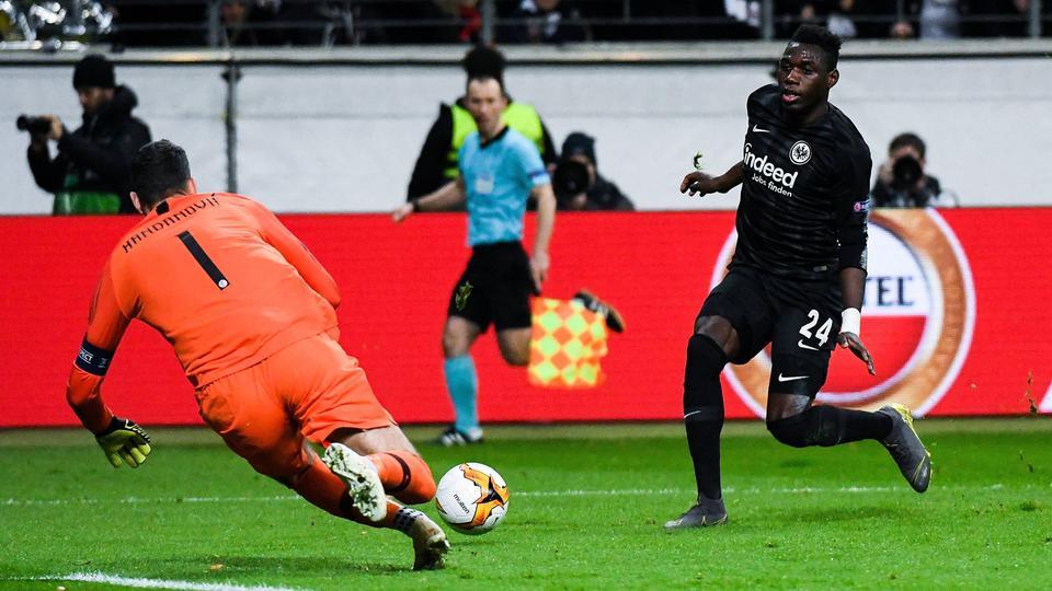 Inter Vs Frankfurt: Eintracht Gegen Inter - Ticker Zum Nachlesen