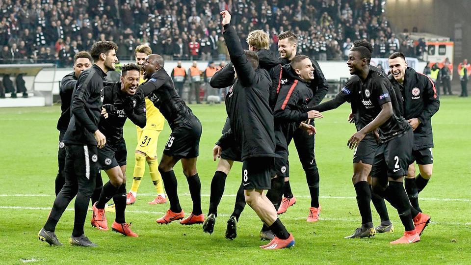 Inter Vs Frankfurt: Eintracht Gegen Inter: Frankfurter Euphorie Gegen