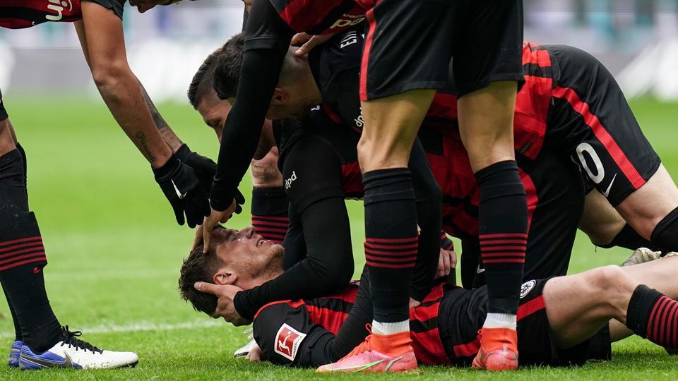 Eintracht Jubel