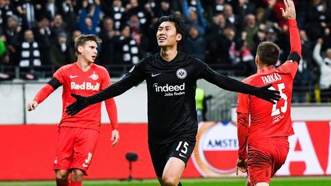 Eintracht Salzburg Daichi Kamada