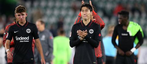 Eintracht Frankfurt wartet weiter auf den ersten Sieg in dieser Saison.