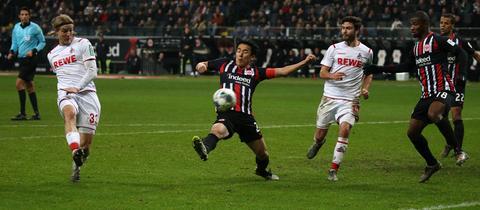 Szene Eintracht Köln